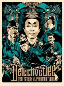 Detective Dee-Poster